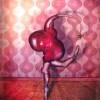 Peinture: Gymnaste Chinoise