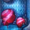Peinture: Les Majorettes