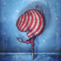 Peinture: Danseuse