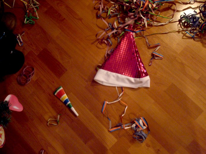 Ma photo du jour le 31-12-2008