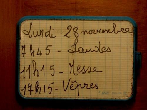 Ma photo du jour le 28-11-2011