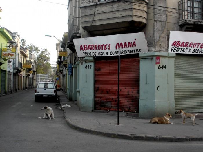 Mon voyage au Chili à Santiago