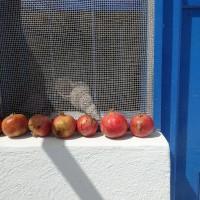 Mon voyage en Grèce – île de Santorin, Akrotiri