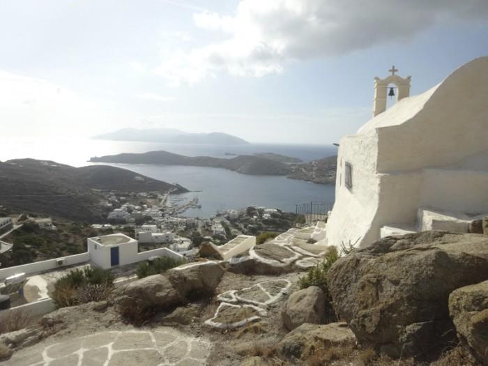 Mon voyage en Grèce – île de Ios