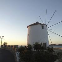 Mon voyage en Grèce – île de Paros et Antiparos