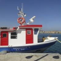 Mon voyage en Grèce – île de Paros – Naoussa