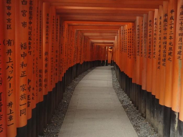 Mon voyage à Kyoto au Japon 1