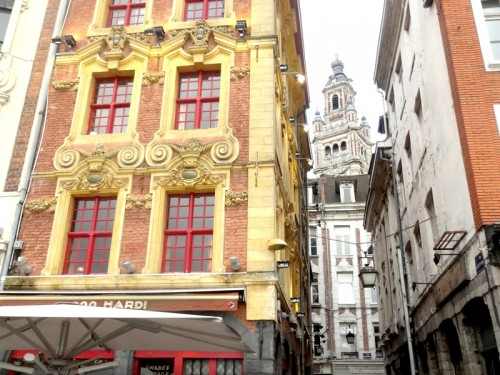 Mon voyage à Lille – France