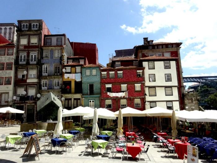 Mon voyage à Porto – Portugal