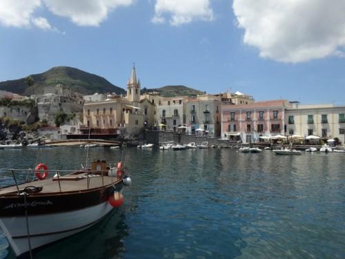 Mon voyage à Lipari en Sicile