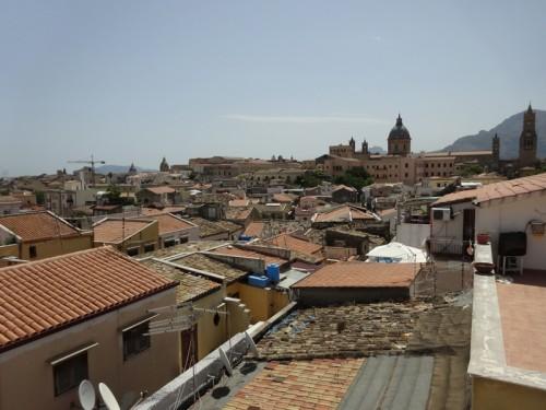 Mon voyage à Palerme en Sicile 1/2