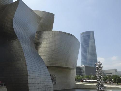 Mon voyage à Bilbao en Espagne 1