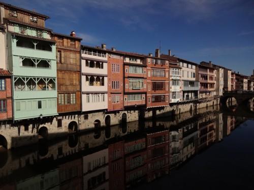 Mon voyage à Castres