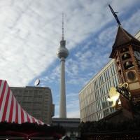 Mon voyage à Berlin