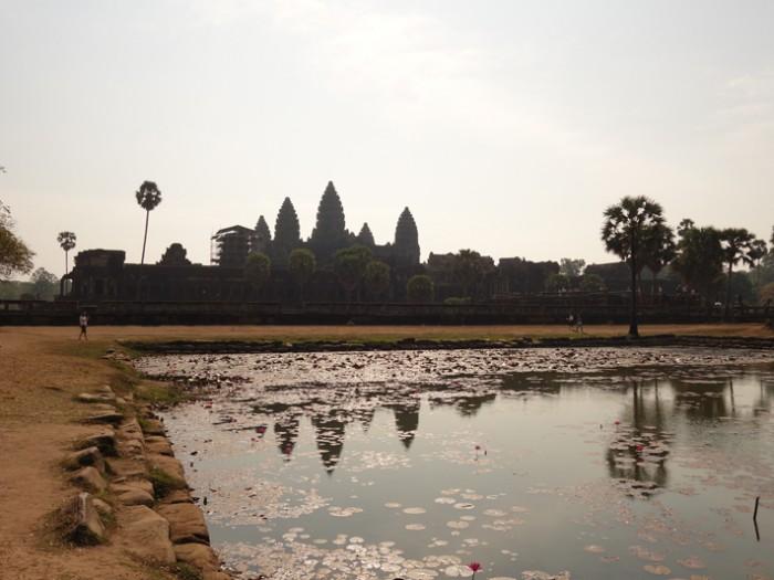 Mon voyage aux temples d'Angkor au Cambodge 1
