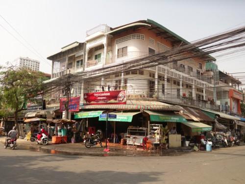 Mon voyage à Phnom Penh au Cambodge 1/2