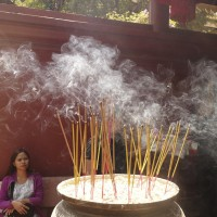 Voyage au Cambodge: Wat Phnom, Palais Royal et Silk Island