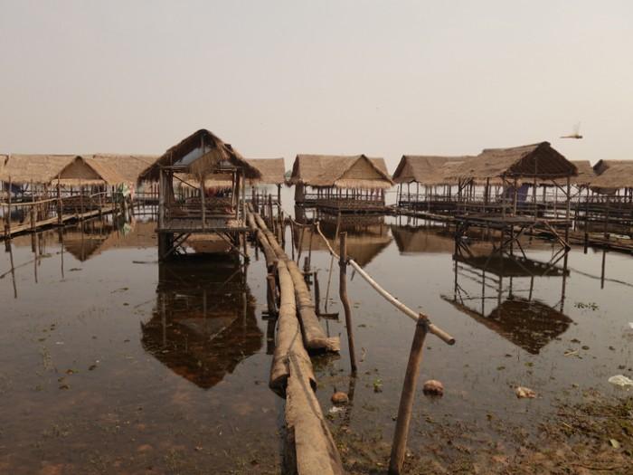 Mon voyage au Cambodge Tonle Bati et Preah Theat Mean Bon
