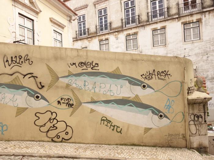 Mon voyage à Lisbonne au Portugal 1