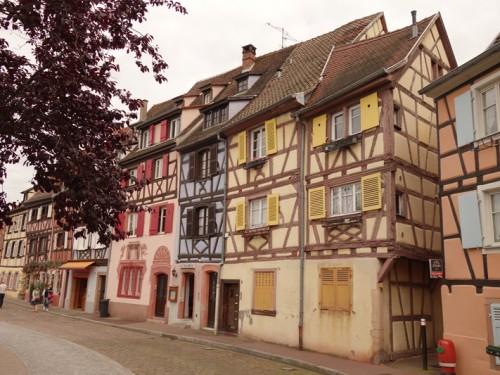 Mon voyage en Alsace: Colmar et Eguisheim