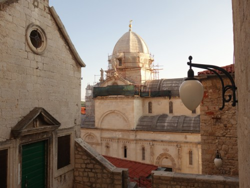 Mon voyage en Croatie: Sibenik