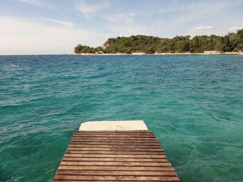 Mon voyage en Croatie: Rovinj et Golden Cape Forest