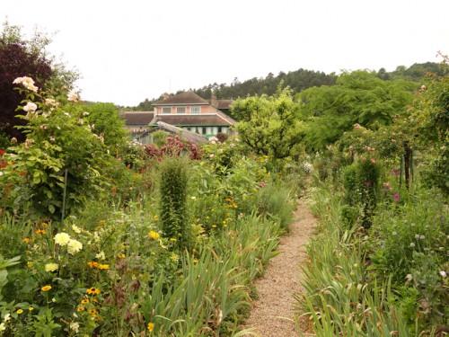 Mon voyage à Giverny, Vierson et la maison de Claude Monet