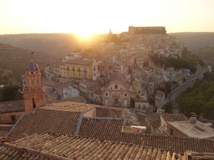 Mon voyage en Sicile: Ragusa