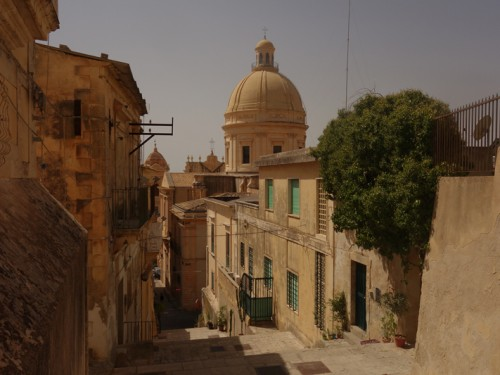 Mon voyage en Sicile: Noto