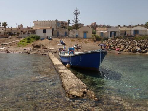 Mon voyage en Sicile: Marzamemi et Portopalo