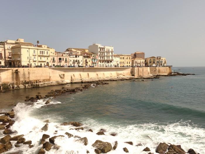 Mon voyage en Sicile: Syracuse