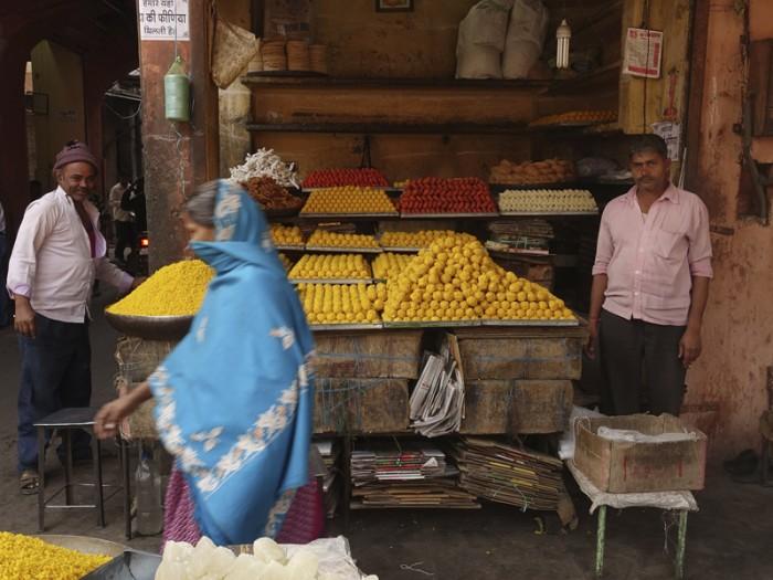 Mon voyage à Jaipur en Inde: La ville 1/2