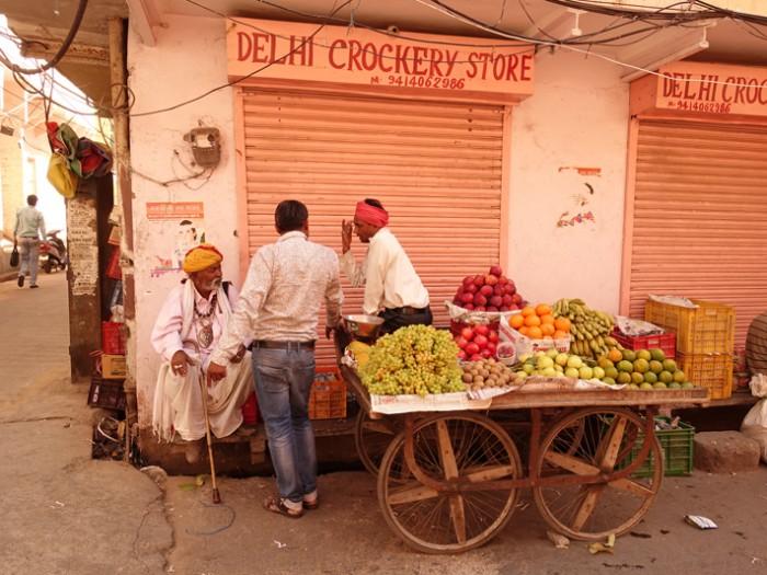 Mon voyage à Jaipur en Inde: La ville 2/2