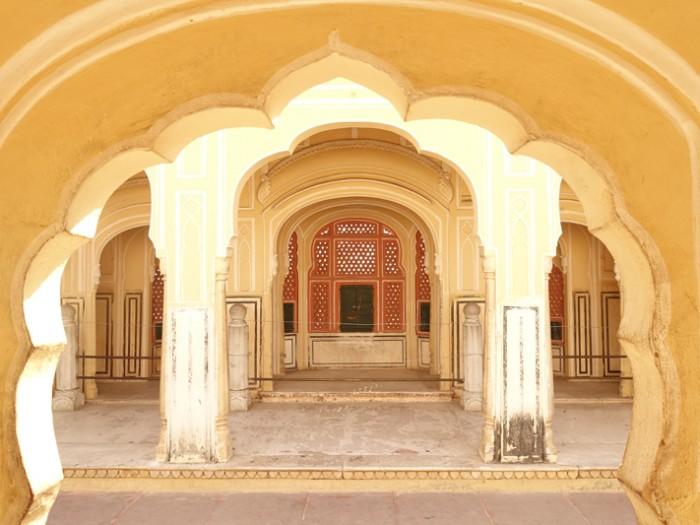Mon voyage à Jaipur en Inde: Hawa Mahal, City Palace et Jantar Mantar