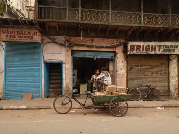 Mon voyage à Delhi en Inde: La ville 2/2