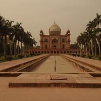 Mon voyage à Delhi en Inde: Tombeau de Safdarjung, Humayun et Iskcon Temple