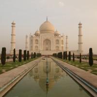 Mon voyage à Agra en Inde: Le Taj Mahal et le Mausolée d'Itimâd-ud-Daulâ (Baby Taj)