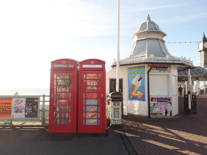 Mon voyage à Brighton en Angleterre 2/2