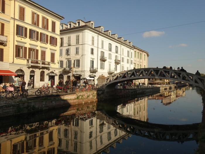 Mon voyage à Milan en Italie