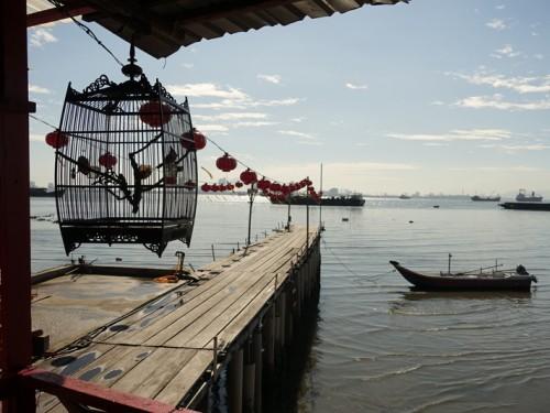 Mon voyage sur l'île de Penang en Malaisie 2/2