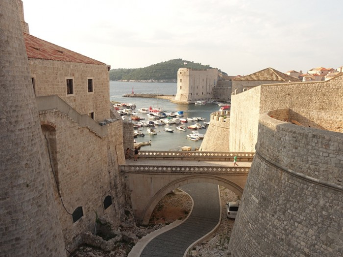 Mon voyage à Dubrovnik en Croatie 1/2