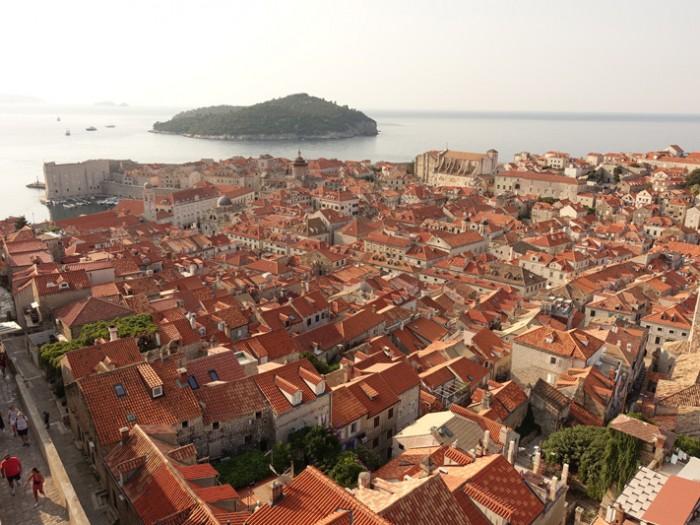 Mon voyage à Dubrovnik et île de Kolocep en Croatie 2/2