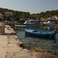 Mon voyage à Pomena et Govedari sur l'île de Mljet en Croatie