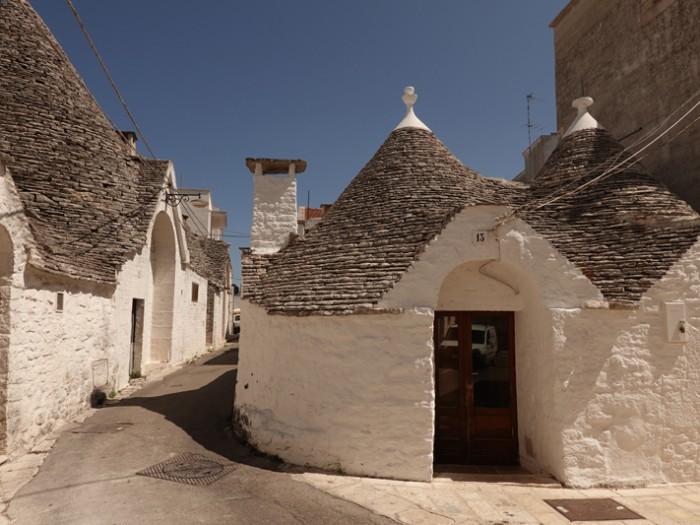Mon voyage à Alberobello et Locorotondo dans les Pouilles en Italie