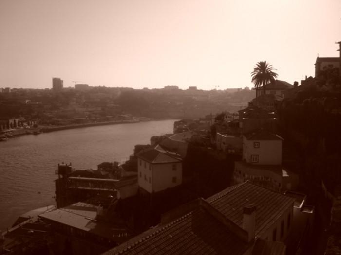 Mon voyage au Portugal à Porto