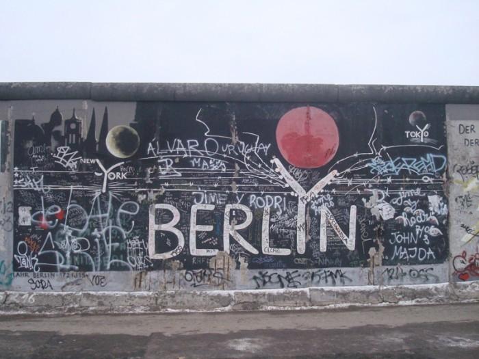 Mon voyage en Allemagne à Berlin