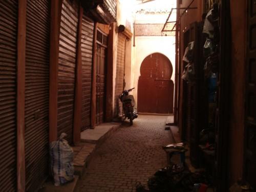Mon voyage au Maroc à Marrakech