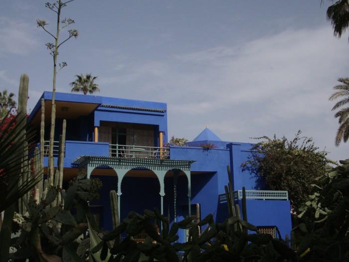 Mon voyage au Maroc dans les Jardins de Majorelle à Marrakech