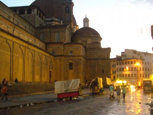 Mon voyage en Italie à Florence