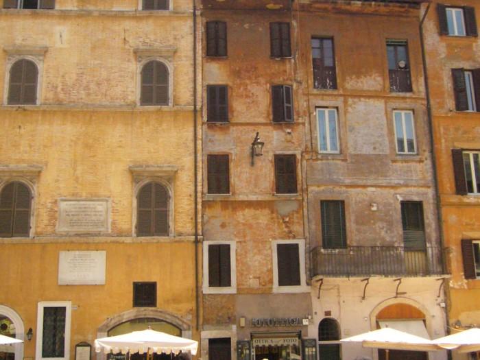 Mon voyage en Italie à Rome